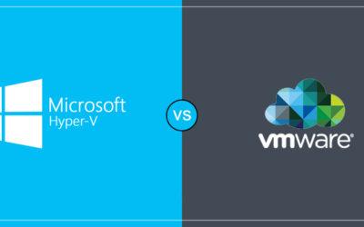 VMware vs Hyper-V