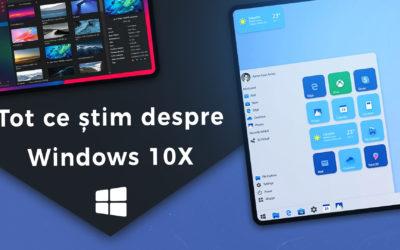 Tot ce știm despre Windows 10X