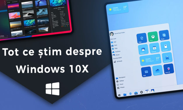Tot ce știm despre Windows 10X